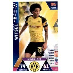 Axel Witsel Borussia Dortmund 134