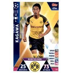 Shinji Kagawa Borussia Dortmund 136