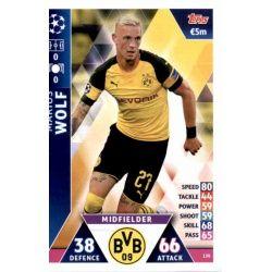 Marius Wolf Borussia Dortmund 139