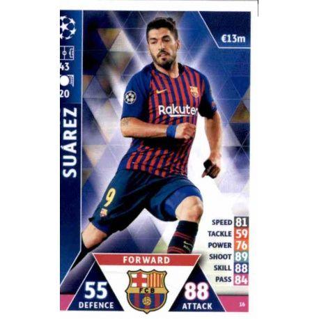 Luis Suárez Barcelona 16