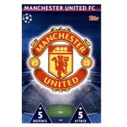 Escudo Manchester United 163