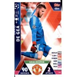 David of Gea Manchester United 164