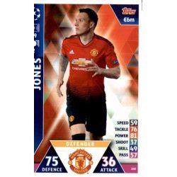 Phil Jones Manchester United 168