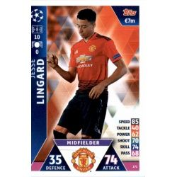 Jesse Lingard Manchester United 171