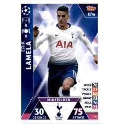 Érik Lamela Tottenham Hotspur 192