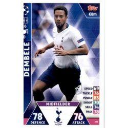 Mousa Dembélé Tottenham Hotspur 193