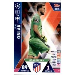 Jan Oblak Atlético Madrid 20