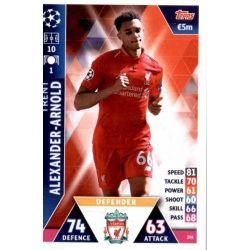 Trent Alexanofr-Arnold Liverpool 201