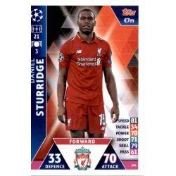 Daniel Sturridge Liverpool 204