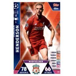 Jordan Henofrson Liverpool 208