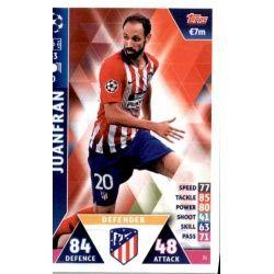 Juanfran Atlético Madrid 21