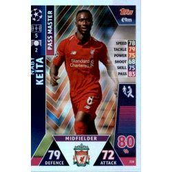 Naby Keïta - Pass Master Liverpool 210