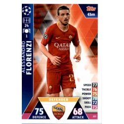 Alessandro Florenzi AS Roma 237