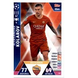 Aleksandar Kolarov AS Roma 238