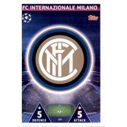Escudo Internazionale Milan 253