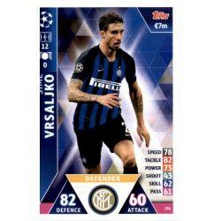 Šime Vrsaljko Internazionale Milan 256
