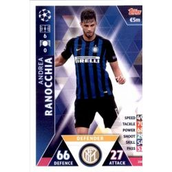 Andrea Ranocchia Internazionale Milan 260