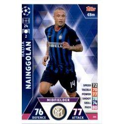 Radja Nainggolan Internazionale Milan 261