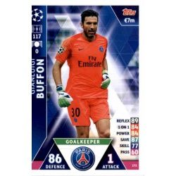 Gianluigi Buffon PSG 272