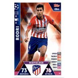 Rodri Atlético Madrid 28