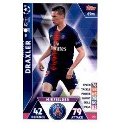 Julian Draxler PSG 282