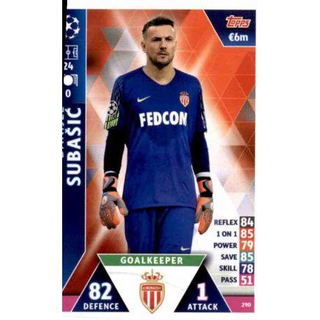 e4740549372 Buy Trading Cards Danijel Subašić AS Monaco Topps Champions League ...