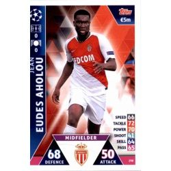 Jean-Eudes Aholou AS Monaco 298