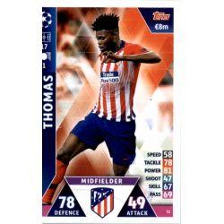 Thomas Atlético Madrid 31
