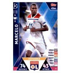 Marcelo Olympique Lyonnais 311