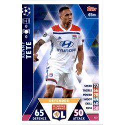 Kenny Tete Olympique Lyonnais 313