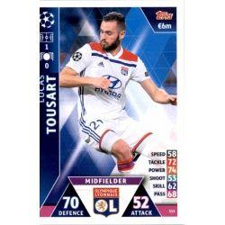 Lucas Tousart Olympique Lyonnais 315