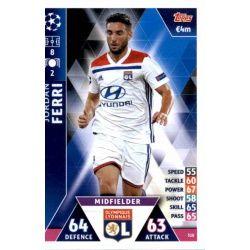 Jordan Ferri Olympique Lyonnais 316