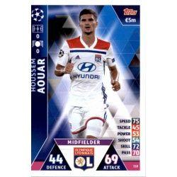 Houssem Aouar Olympique Lyonnais 318
