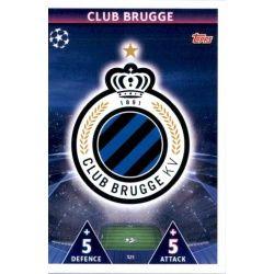 Escudo Club Brugge 325