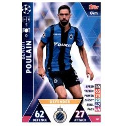 Benoît Poulain Club Brugge 329