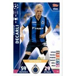 Saulo Decarli Club Brugge 331