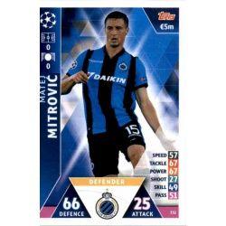 Matej Mitrović Club Brugge 332