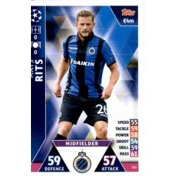 Mats Rits Club Brugge 333