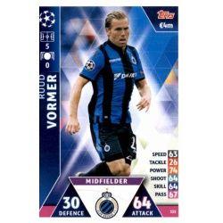 Ruud Vormer Club Brugge 335