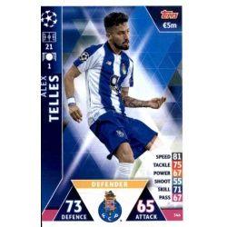 Alex Telles FC Porto 346