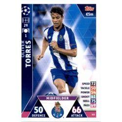 Óliver Torres FC Porto 353