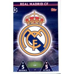 Emblem Real Madrid CF – 2017-18 Winners 37