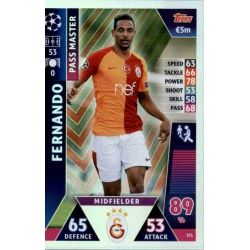 Fernando - Pass Master Galatasaray AS 371