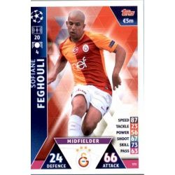 Sofiane Feghouli Galatasaray AS 372