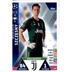 Wojciech Szczęsny Juventus 380