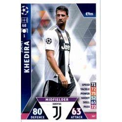 Sami Khedira Juventus 387