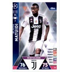 Blaise Matuidi Juventus 388
