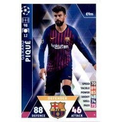 Gerard Piqué Barcelona 4