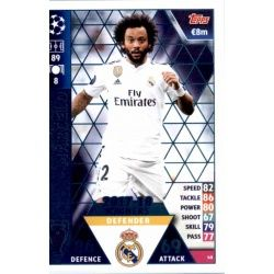 Marcelo Real Madrid CF – 2017-18 Winners 40