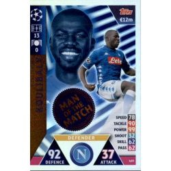Kalidou Koulibaly Man of the Match 409